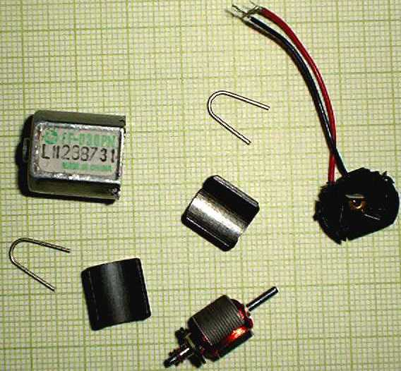 How To Make A Dc Motor With Commutator
